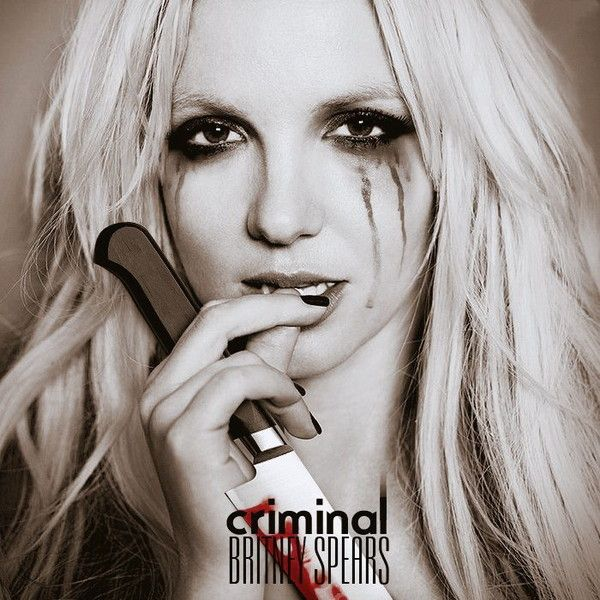 Britney Spears Criminal ❤ liked on Polyvore featuring britney spears and people