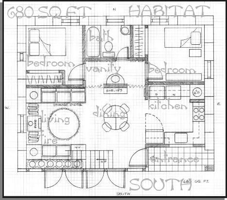 Floor Plans in addition Page0214 together with Little Cottage House Plans together with Oh One Day I Might Own One Little Tiny House further Small And Prefab Houses. on little prefab homes