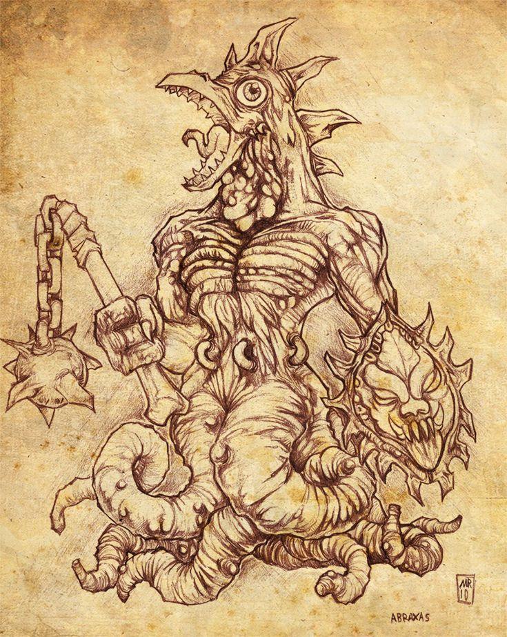 Harborym, Duke of Hell by hawanja on DeviantArt