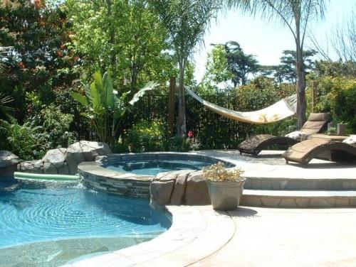 7 best tropical pool landscaping images on pinterest diy