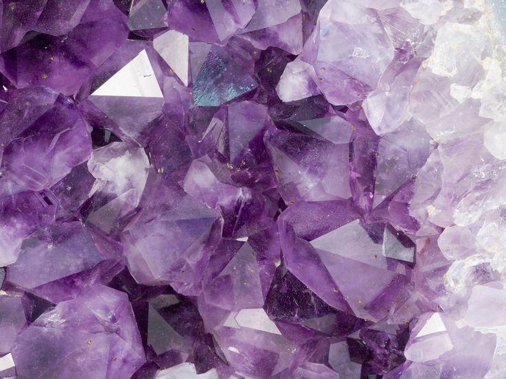 amethyst crystal wallpaper