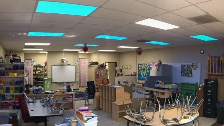 Classroom Lighting Design ~ Rgb lighting in schools one superintendent s lightbulb