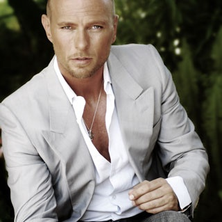 Luke Goss (King Xerxes from One Night with the King)