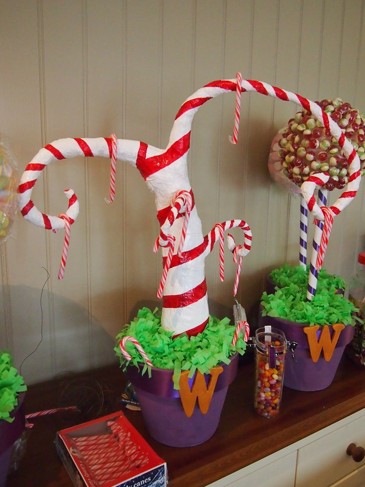 Candy Party Decorations