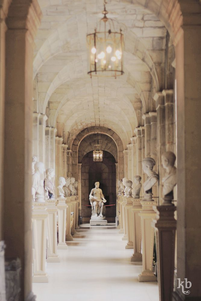 Castle Howard interior   Brideshead Revisited: A trip to Castle Howard   Vivien Leigh and ...
