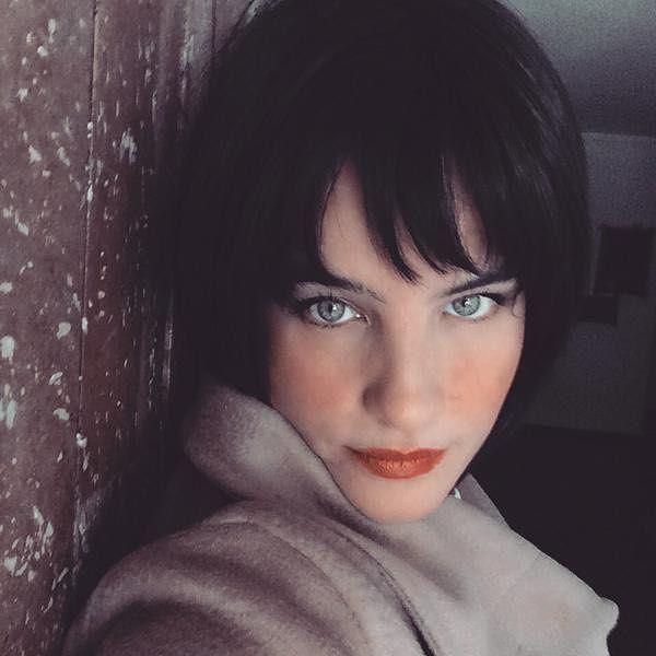 Şahnaz Çakıralp, Circassian actress, Çerkes oyuncu #eyes #Черкес #Черкесы…