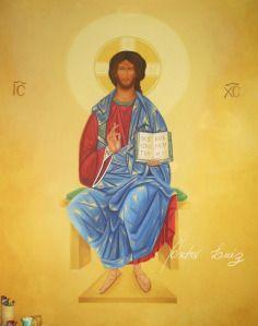 Cristo Pantocrato