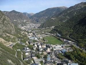 Andorra-la-Vella, Andorra, Pyrennes
