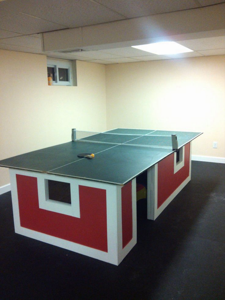 60 Best Table Tennis Images On Pinterest | Tennis, Ping Pong Table And Ping  Pong Room