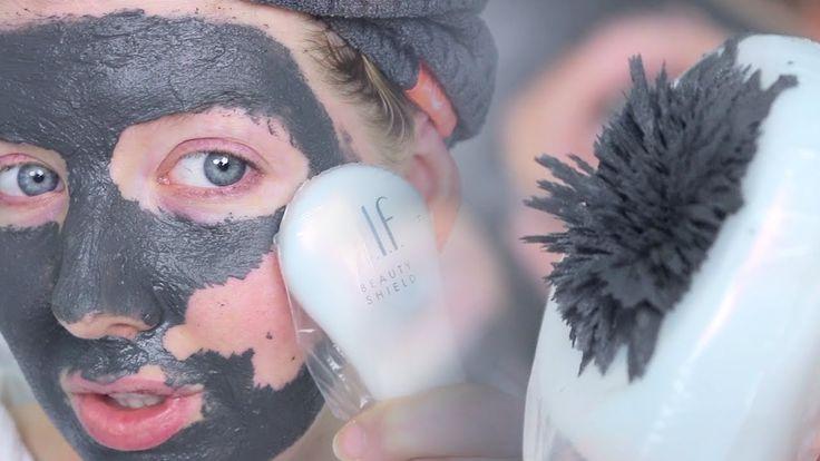 Magnetic Mask | e.l.f. Skincare Review & Demo