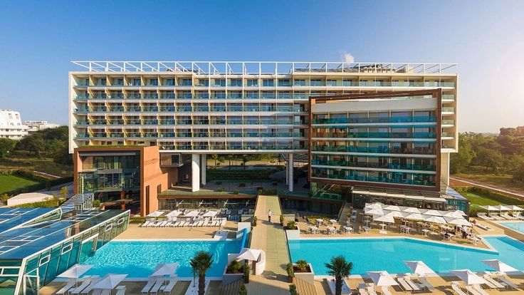Ignore the Cold Weather at the Blissful Almar Jesolo Resort & Spa