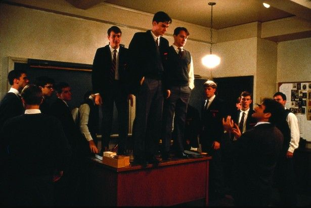 Dead Poets Society Is a Terrible Defense of the Humanities; Kevin J.H. Dettmar Feb 19, 2014; The beloved film's portrayal of studying literature is both misleading and deeply seductive.