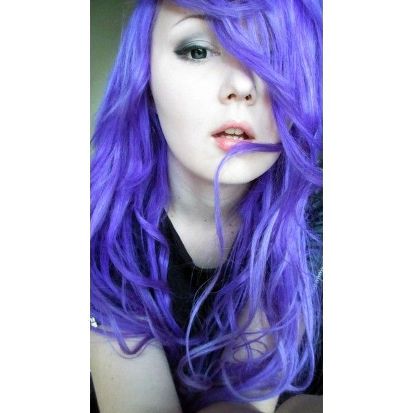 Colorful Hair ❤ liked on Polyvore featuring hair
