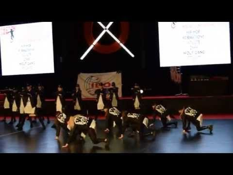 IDO European championships 2016-WOLF GANG adults