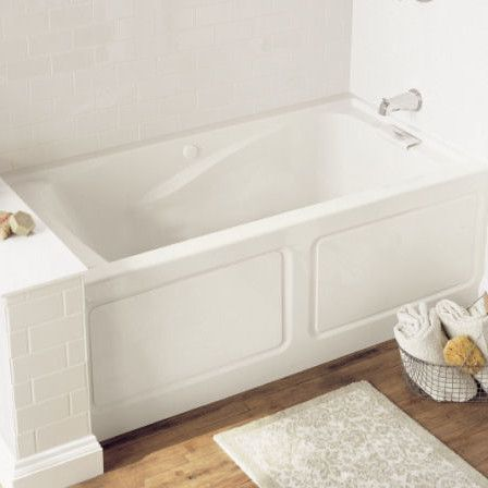 "Evolution 60"" x 32"" Deep Soaking Bathtub"