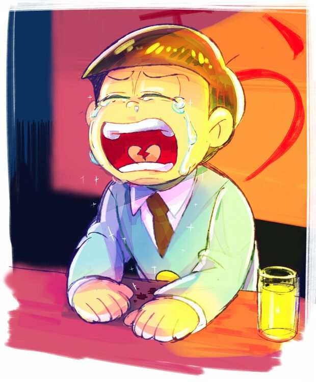 Jyushimatsu ||| Osomatsu-san 1x09 Fan Art by sachidraws on Tumblr