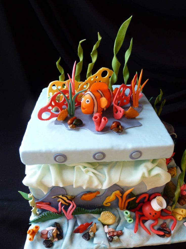 under the sea baby shower my cakes pinterest