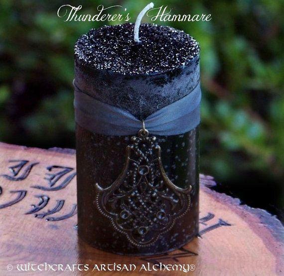 THUNDERER'S HAMMARE™ Thunder Goddess Warrior by ArtisanWitchcrafts