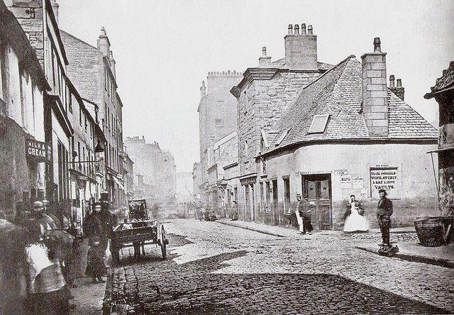 GLASGOW GORBALS POSTCARD 1800s | Flickr - Photo Sharing!