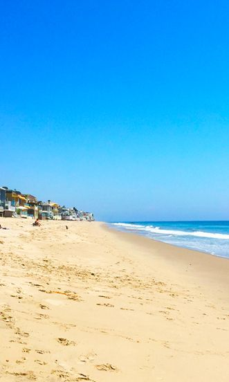 Malibu Beach, California, USA
