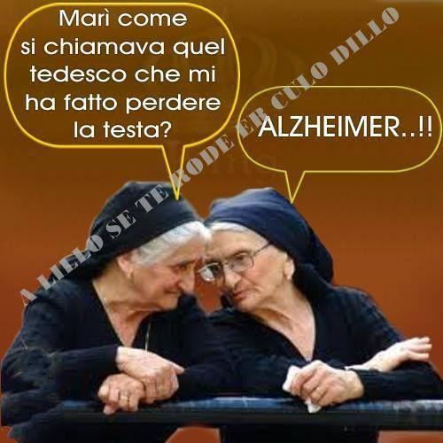 ALZHEIMER...