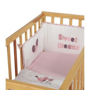 Baby Weavers Sweet Dreams 3 Piece Crib Set
