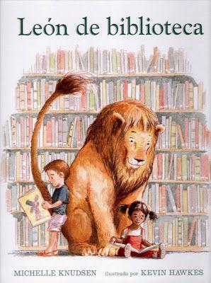 Había una vez...: Un león en la biblioteca: Es un libro precioso, con unas ilustraciones increibles y una historia que me encanta. No me canso de leerla :D Por suerte tenemos esta versión en youtube (pincha en la imagen para verla). Porque a veces, solo a veces... hay que romper las normas.