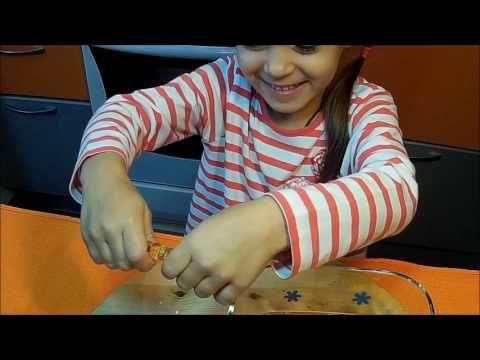 Эксперимент с мармеладными червячками