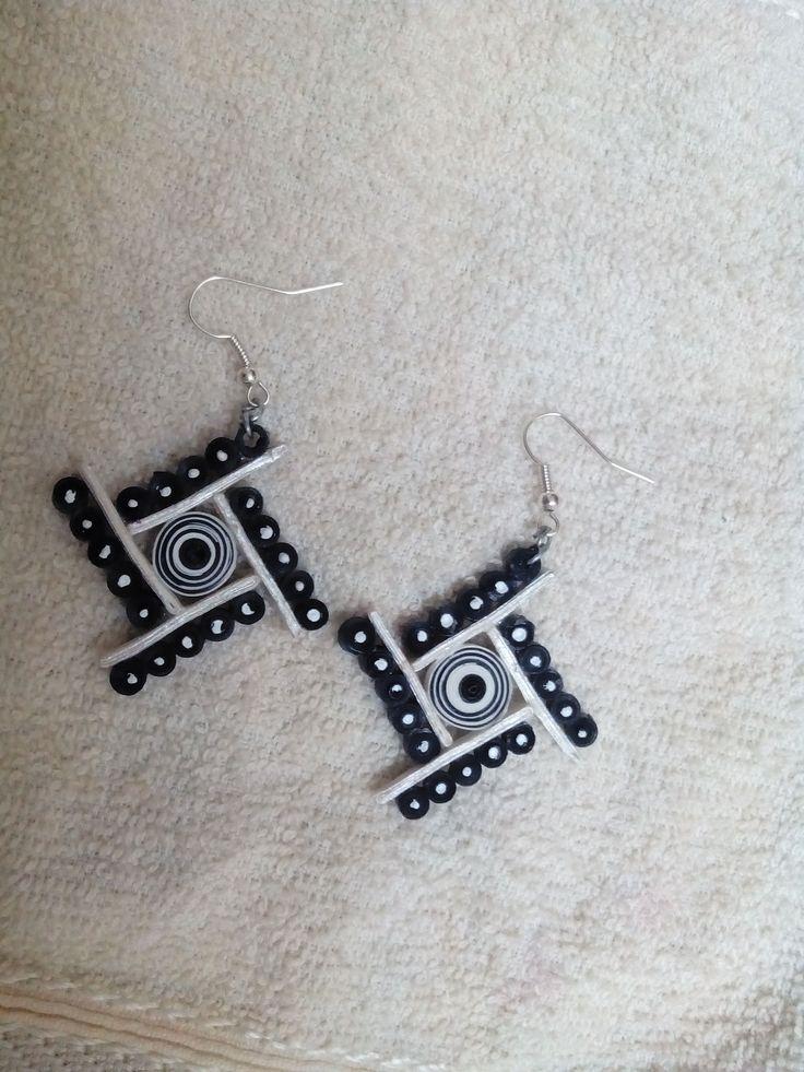 quillings earrings                                                                                                                                                      More