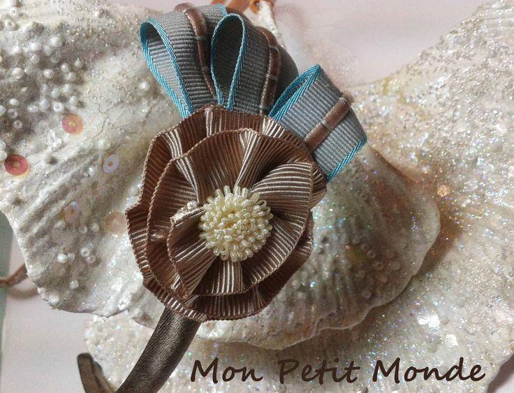 Diademas muy elegante de la colección Mon petit Monde de Otoño/Invierno