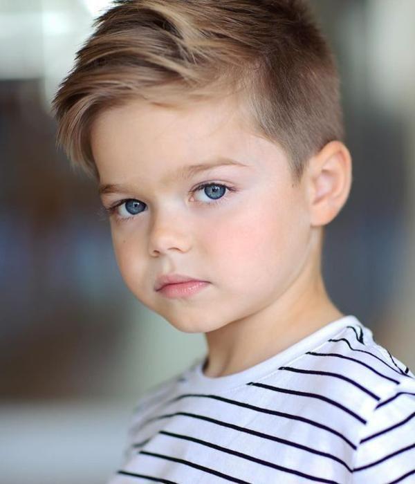 10++ Little boy haircuts 2019 trends