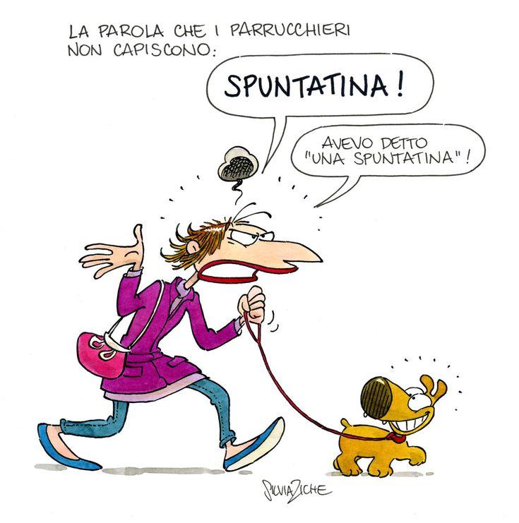 """""""Problemi di comunicazione"""" - di Silvia Ziche"""