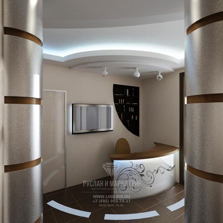 ДИЗАЙН САЛОНА КРАСОТЫ «КАРАМЕЛЬ» НА НАХИМОВСКОМ ПРОСПЕКТЕ  http://www.line-mg.ru/portfolio/dizayn-salona-krasoty-karamel