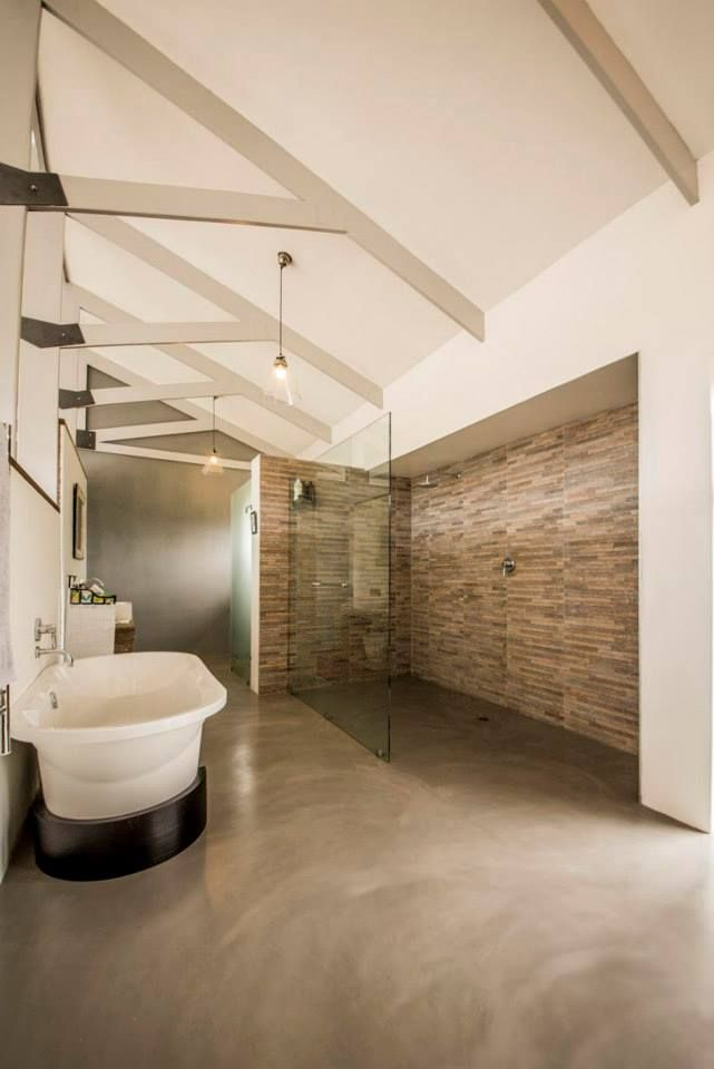 Finished Interior Designs In Kerala: 72 Best Images About Concrete & Micro Topping Floors On