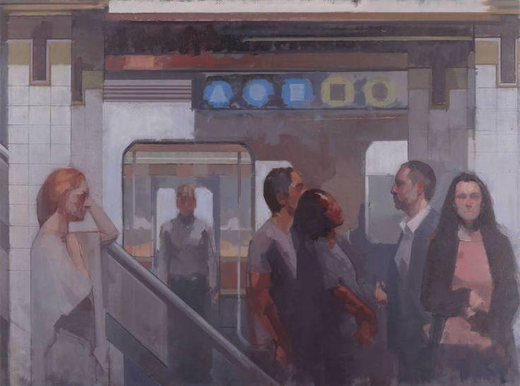 New York Subway, Number 1 1