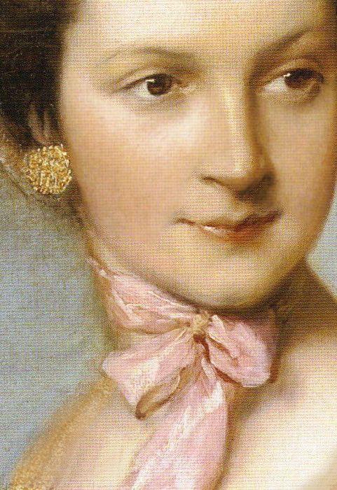 Portrait of Henrietta Vernon by Thomas Gainsborough 1766