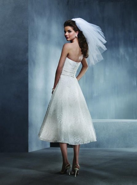 34 best Alfred Angelo Wedding Dresses images on Pinterest | Short ...