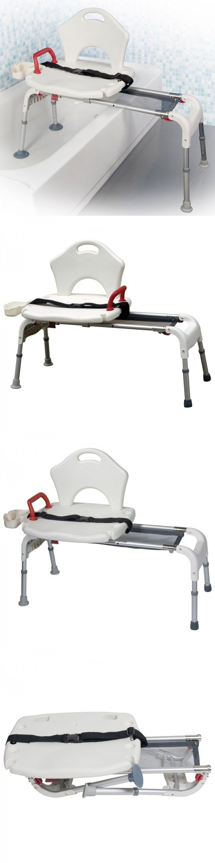 Transfer Boards and Benches  Sliding Transfer Tub Bench Folding Chair  Shower Bath Aid Adjustable Elderly. 17 best ideas about Bath Chair For Elderly on Pinterest   Handicap