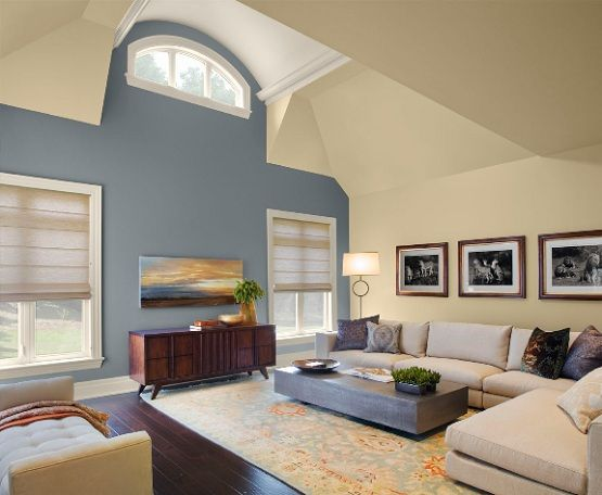 Interior House Paint Color Combinations Living Room Color Trend 2012