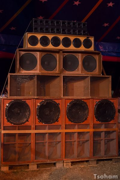 Channel One Sound System (London, UK).