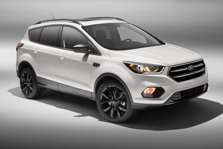 2017 Ford Escape получает Sport пакет | Автофория