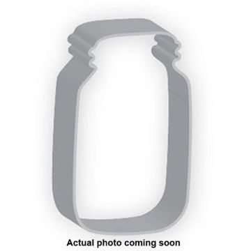 Mason Ball Canning Jar Cookie Cutter 4.4 by KitchenCrafts on Etsy, $2.50