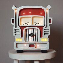 Lampka Ciężarówka