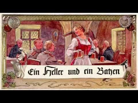 Ein Heller und ein Batzen - Heidi Heido - YouTube