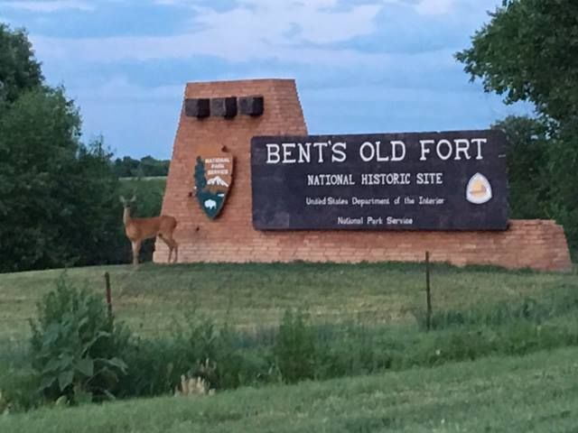 #discoverSFNHT Discover nature at Bent's Old Fort National Historic Site --