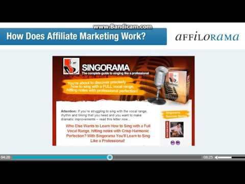 Review Affiliate Marketing - How Does It Work? | Make ...