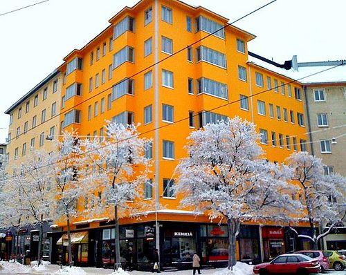 Kallio district.