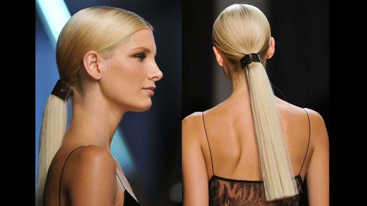 The Spring 2014 Hair Trend Report: Gold Details