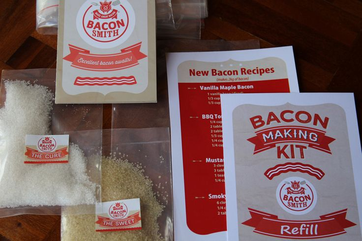 BaconSmith refill packs
