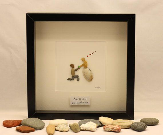 Ghiaia foto arte unico regalo regalo di di PebbleartShop su Etsy